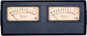 MBP2 Dual VU Meter Module