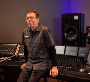 Sweetwater Studios Producer/Engineer Dave Martin