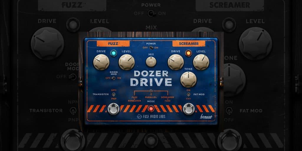 Fuse Audio Labs Dozer Driver