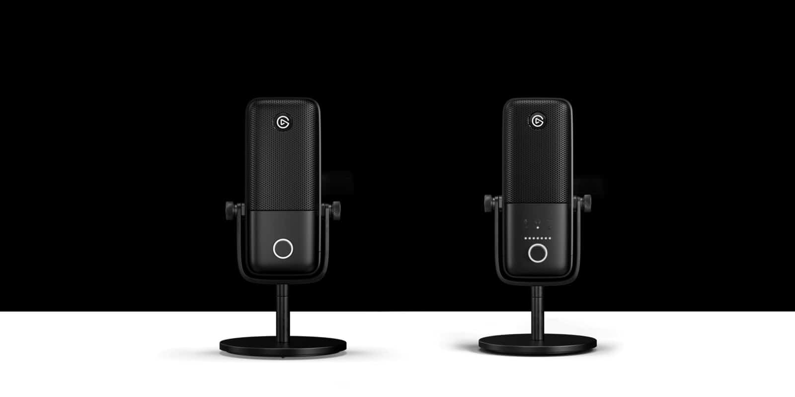 New high-end USB microphones for content creators launched by Elgato in partnership with LEWITT