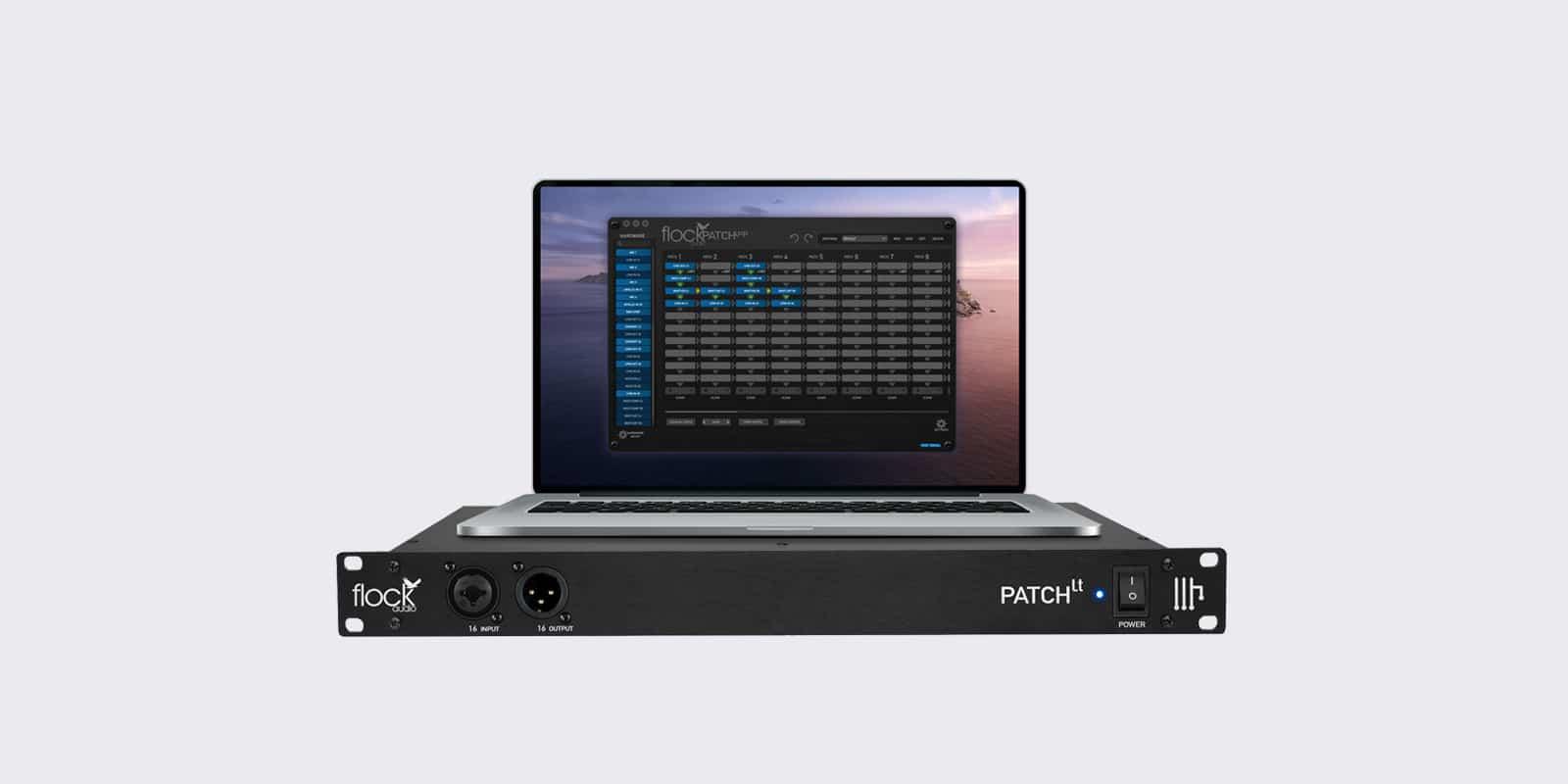 Flock Audio Patch LT