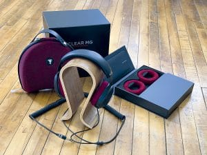 Focal Clear Mg Pro package