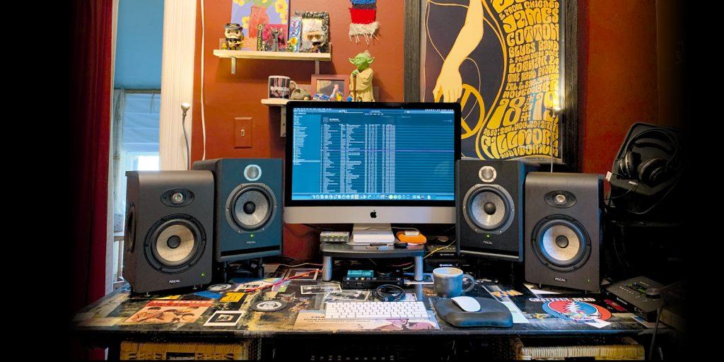 Focal Solo6 Be 40th Anniversary Active Studio Monitors