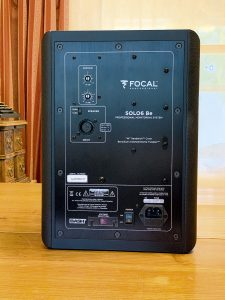 Focal Solo6 Be 40th Anniversary edition back