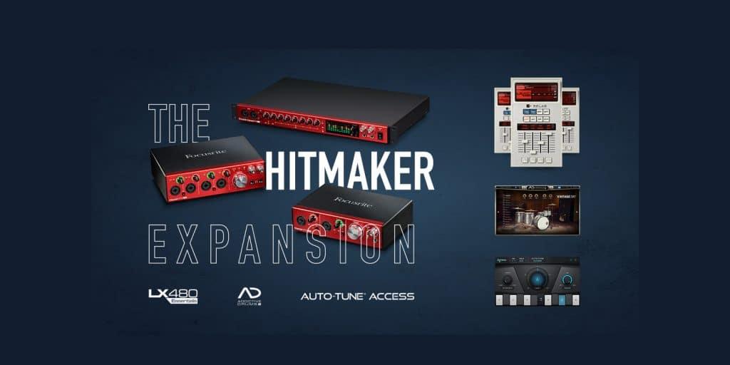 Focusrite Hitmaker Expansion