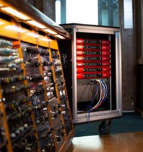 Focusrite RedNet and Dante studio
