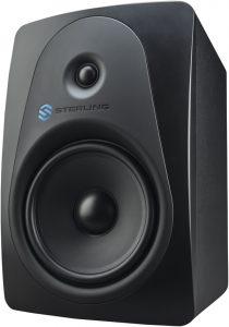 Sterling Unveils MX Black Series Powered Studio Monitors