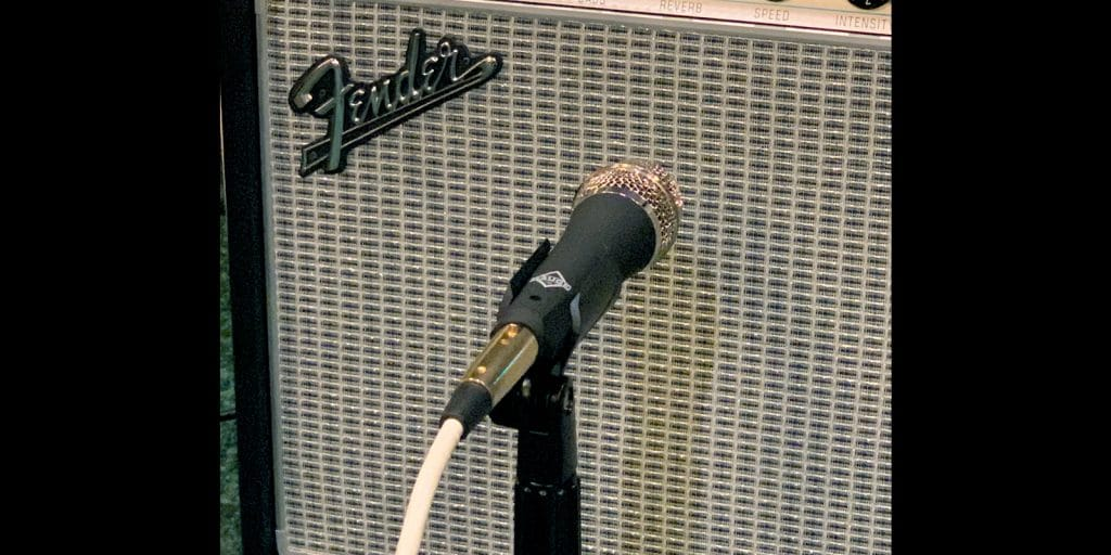 Gauge Precision Instruments ECM-80 Dynamic Vocal Microphone