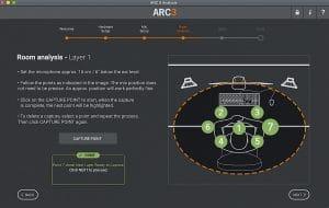 IK Multimedia Arc3 Room Analysis