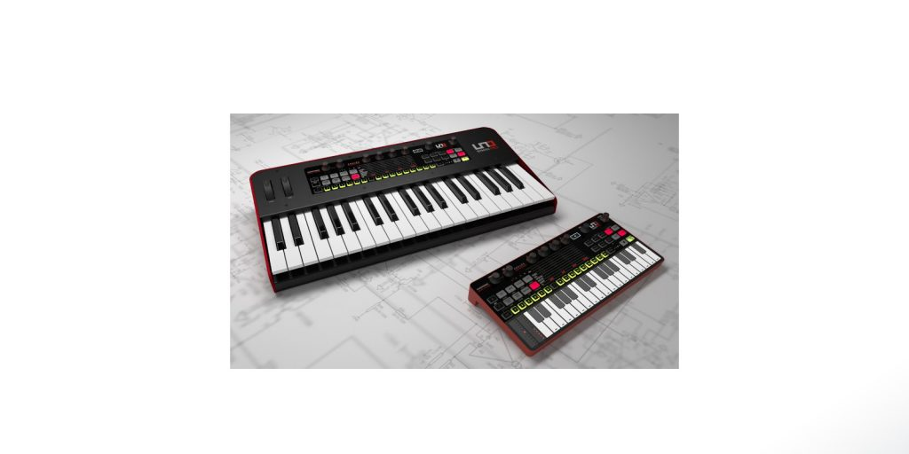 IK Multimedia's Uno Synth Pro and Uno Synth Pro Desktop