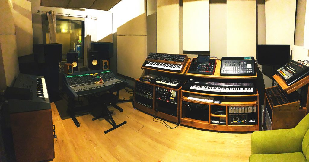 Infinite Power Studios LA