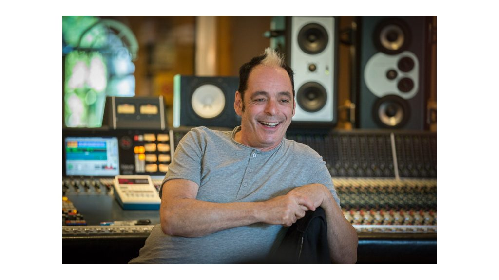 Mix With The Masters: Work with 3-Time Grammy-Winning Producer Tom Lord-Alge