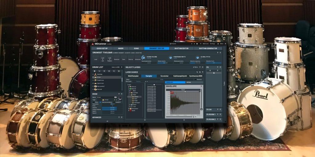 MeldaProduction Drum Empire 2020