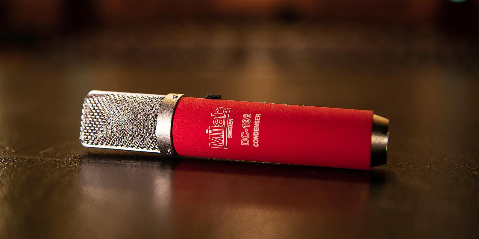 Milab DC-196 Condenser Microphone
