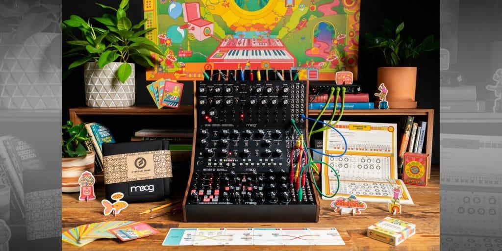 Moog Sound Studio Experience