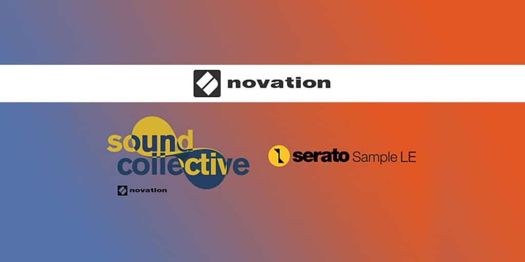 Novation gives Sound Collective members free Serato Sample LE plugin and 30% off Sample