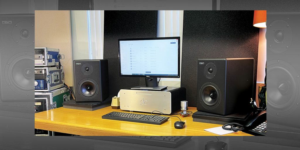 Ocean Way Audio Pro3 Reference Monitor