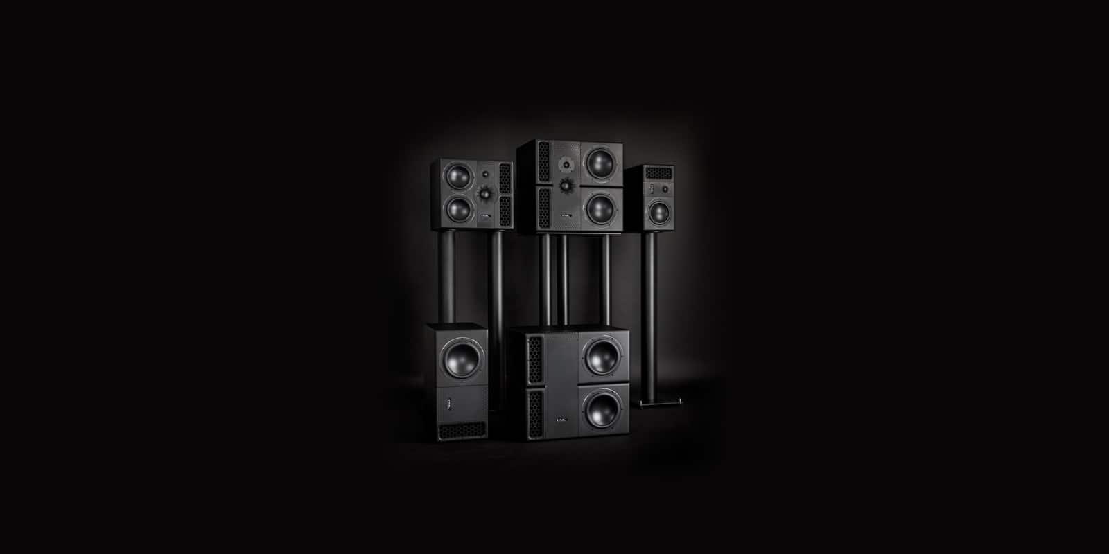 PMC new loudspeaker