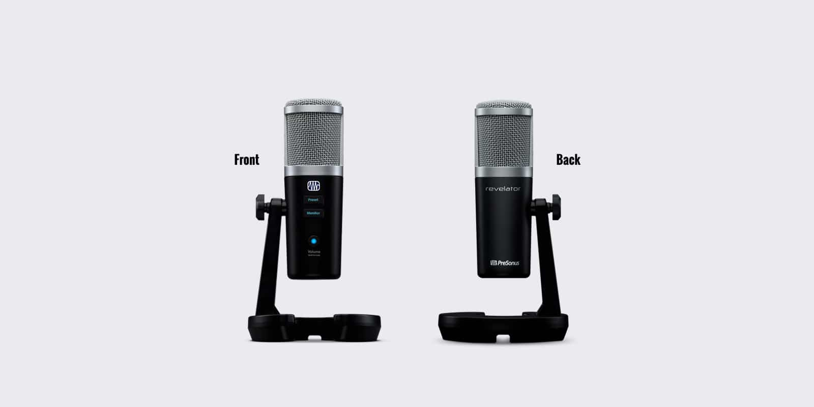 PreSonus Revelator USB mic