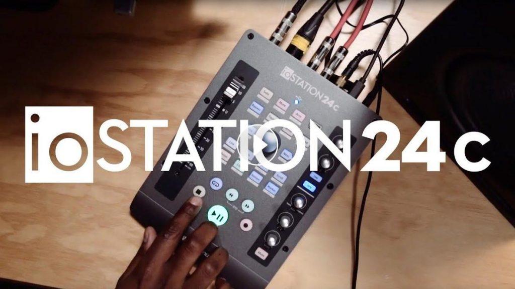 PreSonus ioStation 24c video thumbnail