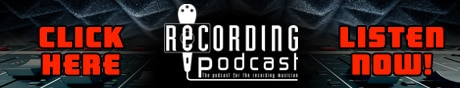 RECORDING Podcast: The Podcast for the Recording Musician