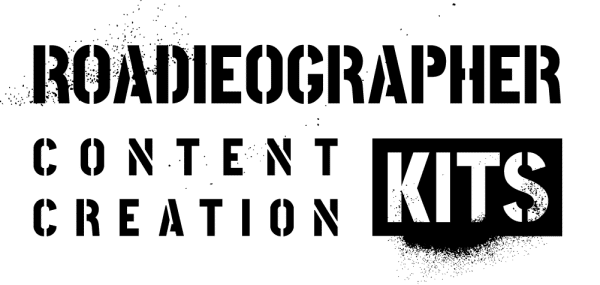 Rodieographer Content Creation Kits