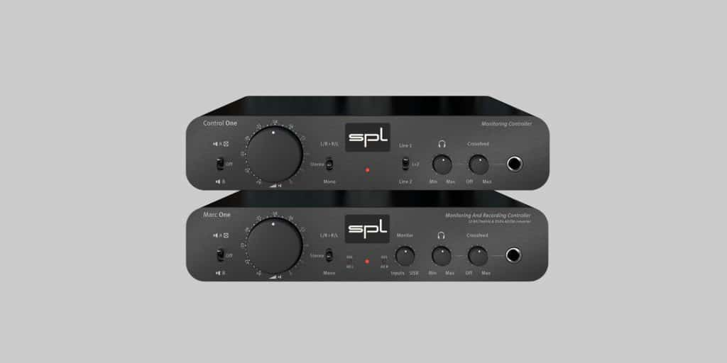 SPL Control One & MarcOne