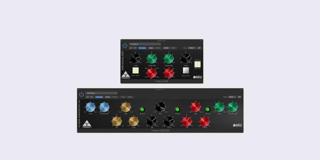 Silo SoundLabs Trident Audio Plug-ins