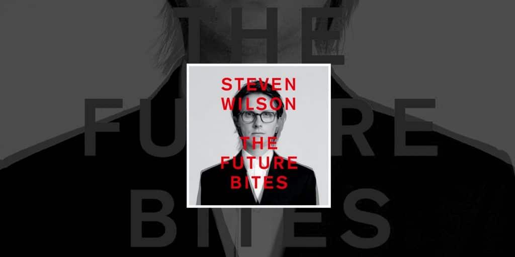 Steve Wilson The Future Bites Album Cover
