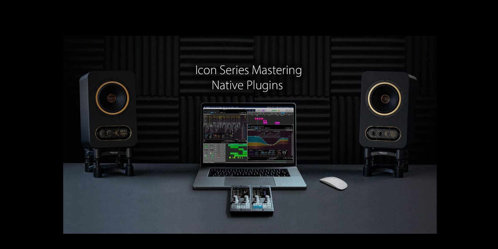 TC Electronic Announce Next-Generation MASTER X HD and BRICKWALL HD plug-ins and Optional USB-Powered Desk Top Controllers