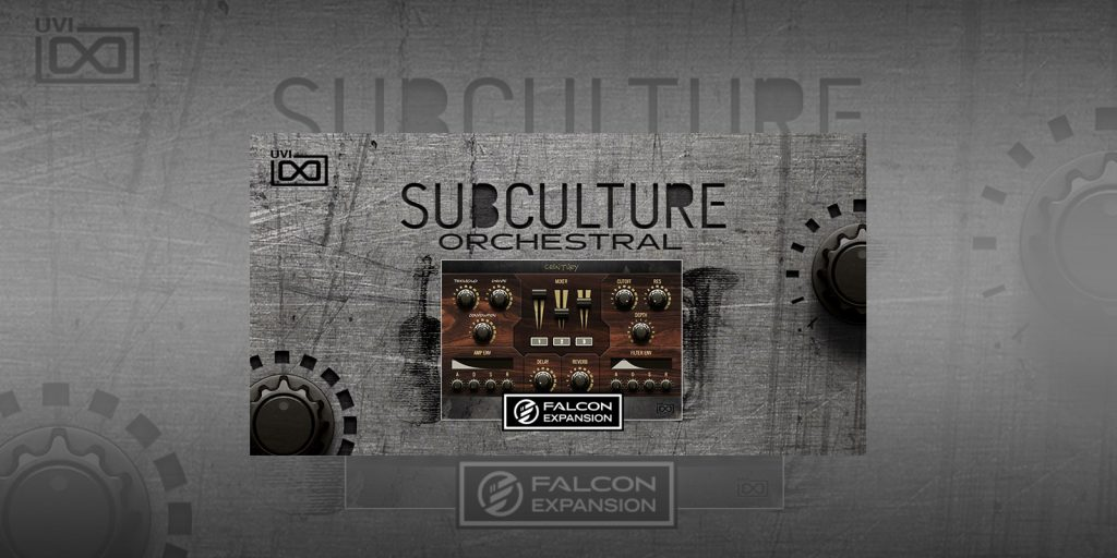 UVI Release 'subculture Orchestral' Expansion for Falcon 2