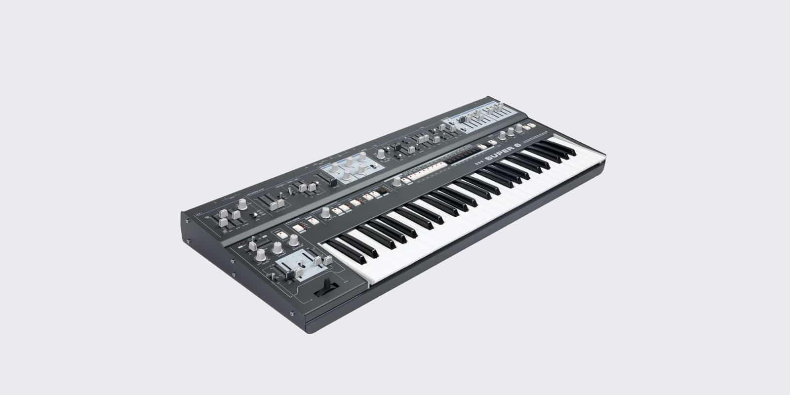 Udo Audio analog synthesizer Super 6 show-stopper