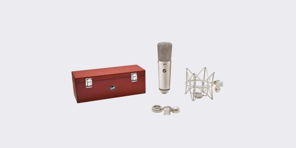Warm Audio WA-87 R2 Microphone