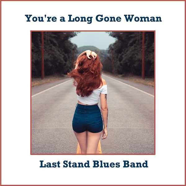 You're a Long Gone Woman Album art - Photo by Pedro Sandrini
