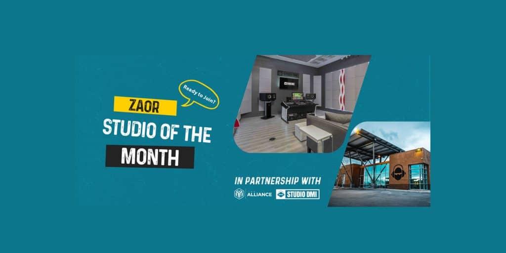 Zaor Studio of the Month