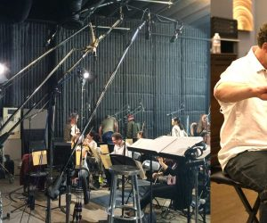 Alan Parsons and Stars Collide at Orchestral Recording Master Class