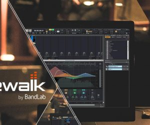 SONAR Relaunches as Cakewalk by BandLab