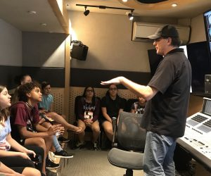 CRAS Partners with CAPAT for Summer 2018 Music and Technology Camp