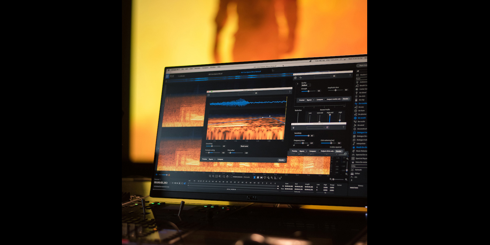 iZotope to Be Honored With Academy of Motion Picture Arts and Sciences' Scientific and Engineering Award