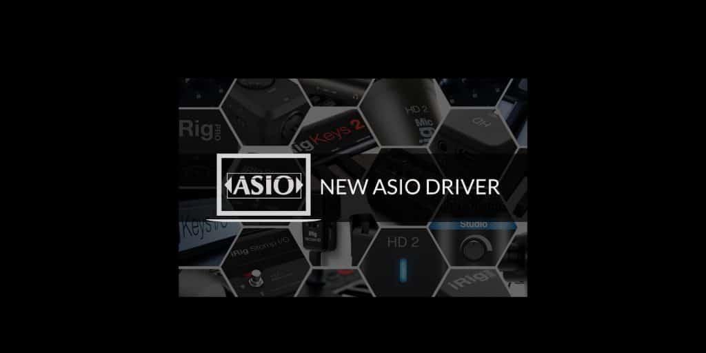 ik new custom asio drivers
