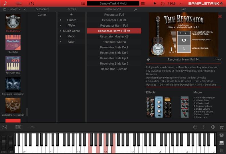 The Resonator GUI