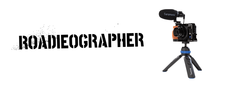 Roadieographer