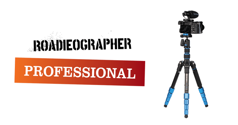 Roadieographer professional