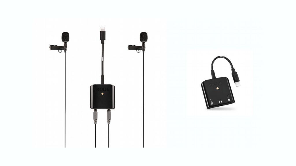 RODE Announces SC6-L Mobile Interview Kit