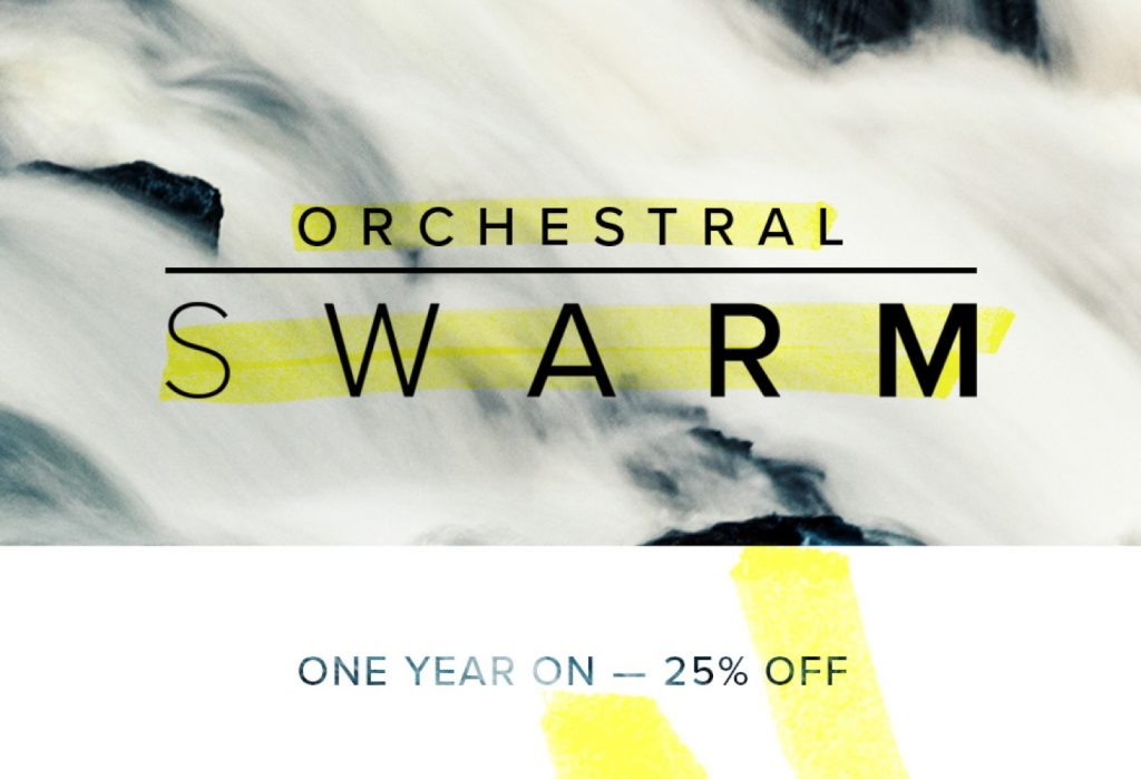 Spitfire Celebrates Orchestral Swarm Anniversary With Special Discount