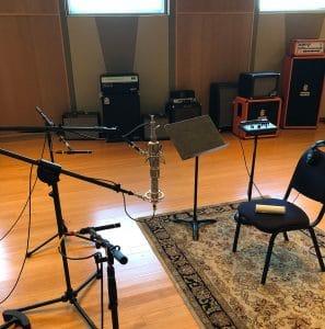 Sweetwater Studio Room