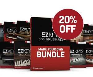 Toontrack Announces EZkeys Deals Promotion