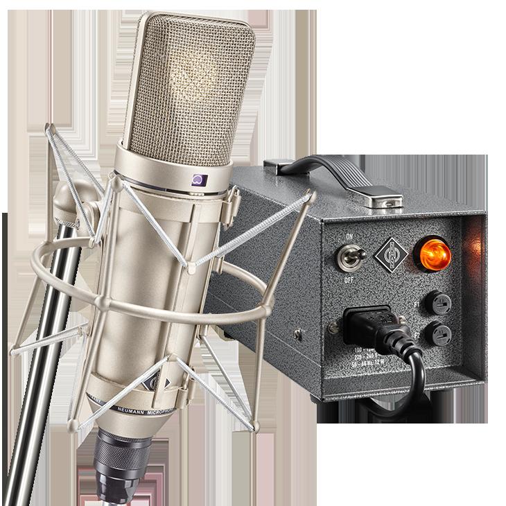 Neumann U67 Microphone Set