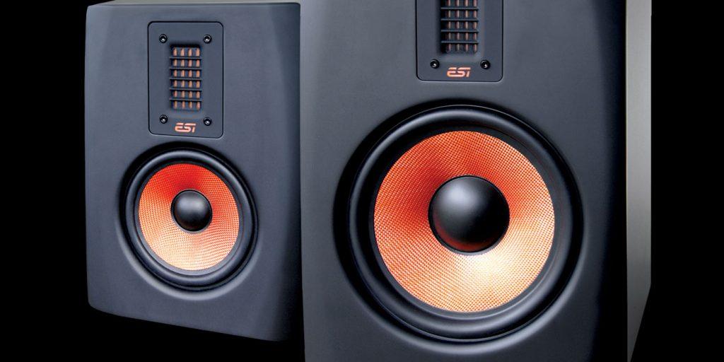 ESI Audio uniK 05+ and uniK 08+ Active Monitors