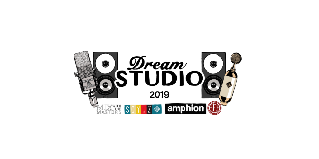 AEA Soyuz Amphion and Mix With The Masters Dream Studio 2019 Contest